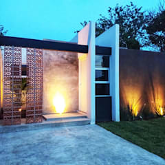 Small houses by RIALD arquitectos