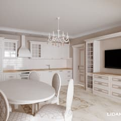 Kitchen units by Lidiya Goncharuk, Classic