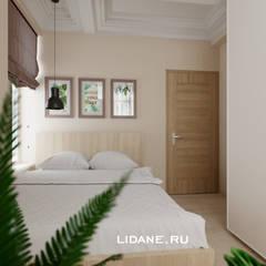 Small bedroom by Lidiya Goncharuk