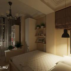 Lidiya Goncharuk의  작은 침실