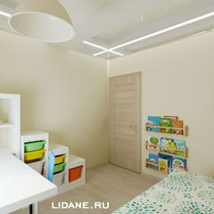 Boys Bedroom by Lidiya Goncharuk