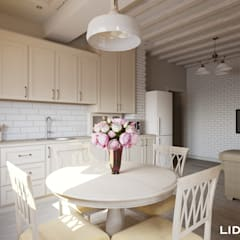 Built-in kitchens by Lidiya Goncharuk