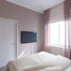 Dormitorios pequeños de estilo  por Lidiya Goncharuk