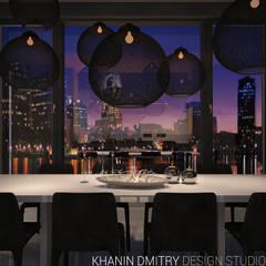 Квартира в ЖК Макаровский : Столовые комнаты в . Автор – Dmitriy Khanin,