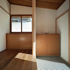 جدران تنفيذ 松井建築研究所, إنتقائي