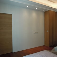 Small bedroom by houseda, Country Plywood
