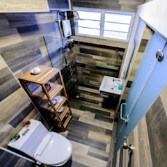 CCK Ave 3 Eclectic style bathroom by Ideal Design Interior Eclectic