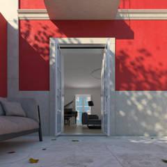 Casa em Lisboa, Portugal 2019 por martimsousaemelo Minimalista
