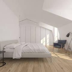 Habitaciones de estilo  por martimsousaemelo