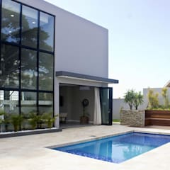 Garden Pool by Barnard & Associates - Architects