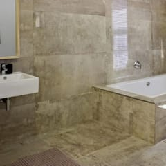 Project JB:  Bathroom by Barnard & Associates - Architects, Classic Tiles