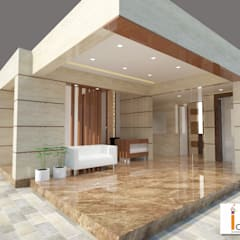 Commercial Spaces by ISPACE,