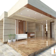 Commercial Spaces by ISPACE