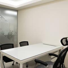 Cooperativa Pacifico - Jefatura: Oficinas de estilo  por Kaizen Arquitectos