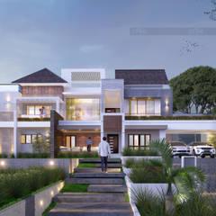 خانه ها by CreoHomes Pvt Ltd