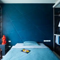 دیوار توسط有隅空間規劃所, اکلکتیک (ادغامی)