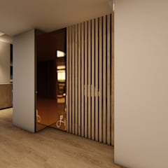 Pretoria Hotel & Conference Centre:  Hotels by Mist Interior Studio, Modern Copper/Bronze/Brass