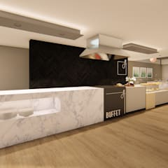 Pretoria Hotel & Conference Centre:  Hotels by Mist Interior Studio, Modern