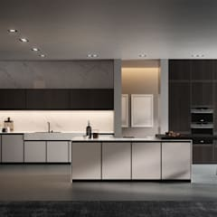Modern kitchen by L&M design di Marelli Cinzia Modern