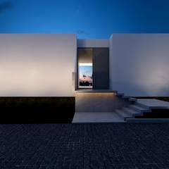 Star House by Seweryn Nogalski Beton House od Beton House Minimalistyczny Beton