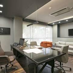 VERO CONCEPT MİMARLIK – Ares Shipyard (Ares Yatçılık) Ofis:  tarz Ofis Alanları,