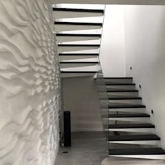Stairs by O+C674 Arquitectos
