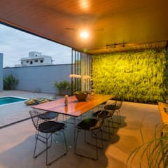 Zen garden by guilherme faria arquiteto,