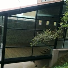 Passive house by ARQ. FRANCISCO GODINEZ ALVA