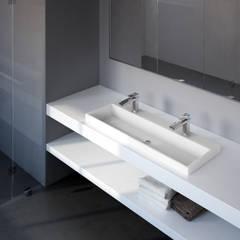 Centros de exhibiciones de estilo  por ZICCO GmbH - Waschbecken und Badewannen in Blankenfelde-Mahlow