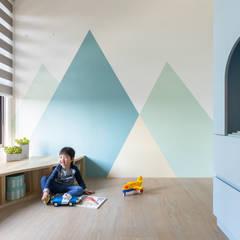 اتاق کودک by 寓子設計