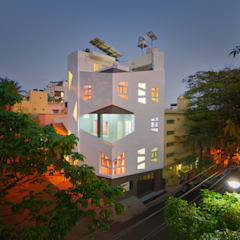 Biệt thự by Archemist Architects