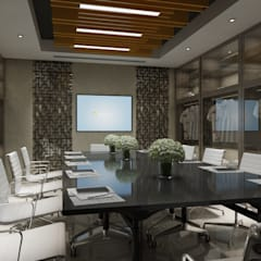 Office Design :  Commercial Spaces by Space Interface