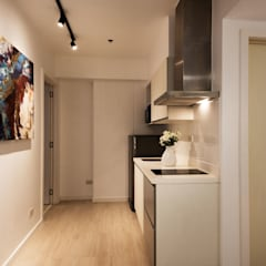 Nordic Urban:  Kitchen by MVRX Designs