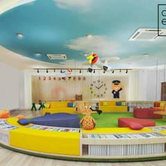 Escuelas de estilo  por Dezeno Sdn Bhd
