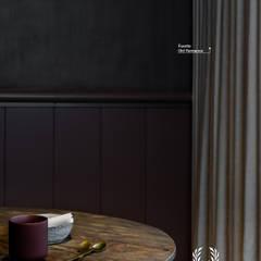 de Pure & Original Escandinavo Textil Ámbar/Dorado
