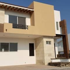 Casa La Vista: Casas unifamiliares de estilo  por Mikaela García Arquitectos