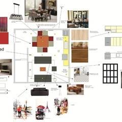 Diseño interior Online Anexos de estilo moderno de Deco Abitare Moderno