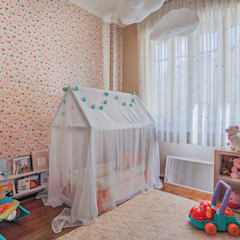 Baby room by Erica Saraiva Design de Interiores