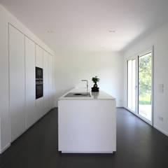 مطبخ تنفيذ ALFONSI ARCHITETTURA