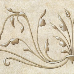 Renaissance Wallpaper Border:  Walls by Fiorentini Design