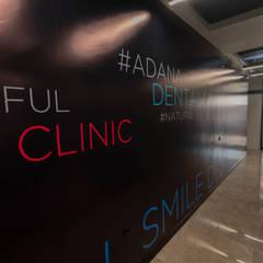 Clinics by Teknik Sanat İç Mimarlık Renovasyon Ltd. Şti.,