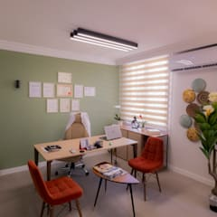 Teknik Sanat İç Mimarlık Renovasyon Ltd. Şti. – Dr. Dt. İpek Aysan Diş Kliniği:  tarz Klinikler