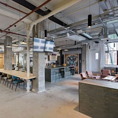 Office buildings by CCWS Interiors Ltd