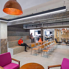 Office buildings by CCWS Interiors Ltd,