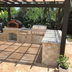 Dome Ovens®의  정원, 지중해