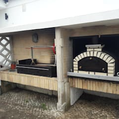 Wood - fired pizza oven :  Garden by Dome Ovens®,