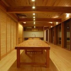 Balcony توسط田村建築設計工房