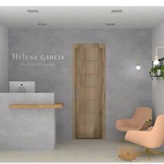 Offices & stores by Decó ambientes a la medida