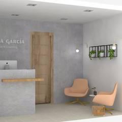อาคารสำนักงาน ร้านค้า by Decó ambientes a la medida