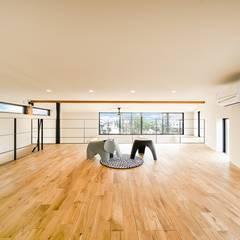 八の家: STaD(株式会社鈴木貴博建築設計事務所)が手掛けた子供部屋です。,